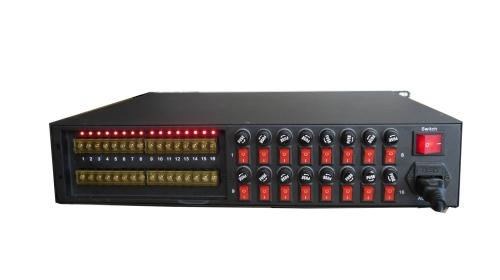 PS-AC2486T3-2U 变电站视频监控系统采购标准 电力综合电源