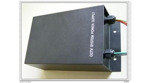 DC12V室外摄像机防水防雨摄像机电源 云台快球电源