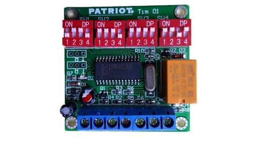可编程定时器 控制板 Digital Timer Board Tim 01